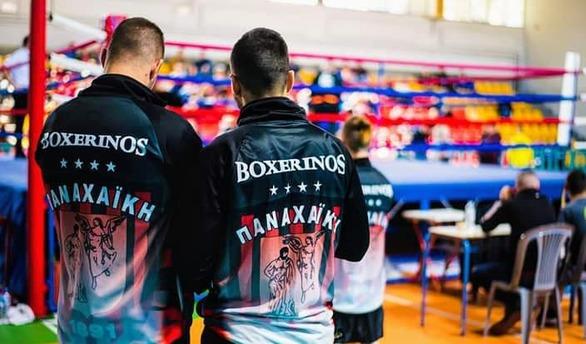 Non stop τα τουρνουά και οι εμφανίσεις για τους Boxerinos της Παναχαϊκής
