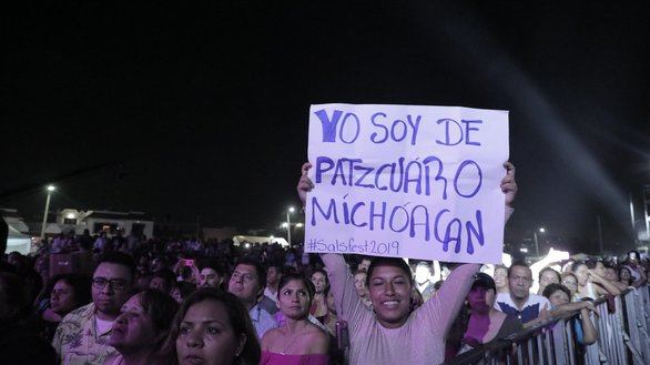 Oι Cubaneros από την Πάτρα, πάτησαν για πρώτη φορά στο... φεγγάρι της salsa μουσικής!