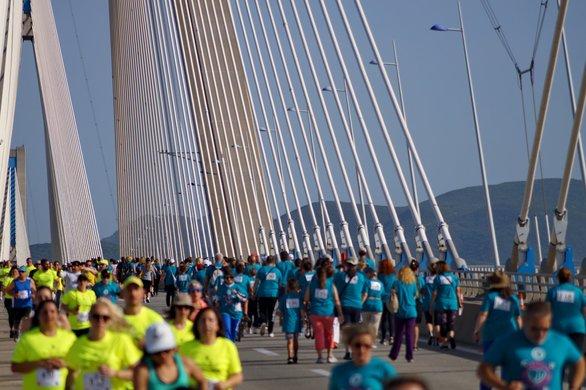 Πάτρα: Οι Μεσογειακοί Αγώνες στο «The Bridge Experience» (φωτο)