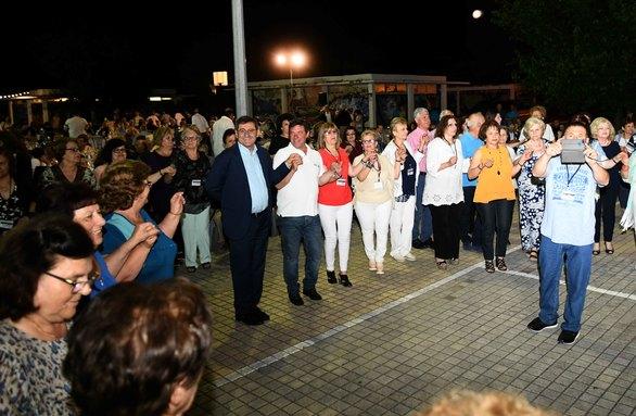 Πάτρα - Ολοκληρώνεται απόψε το 3ο Φεστιβάλ Χορού των ΚΑΠΗ!