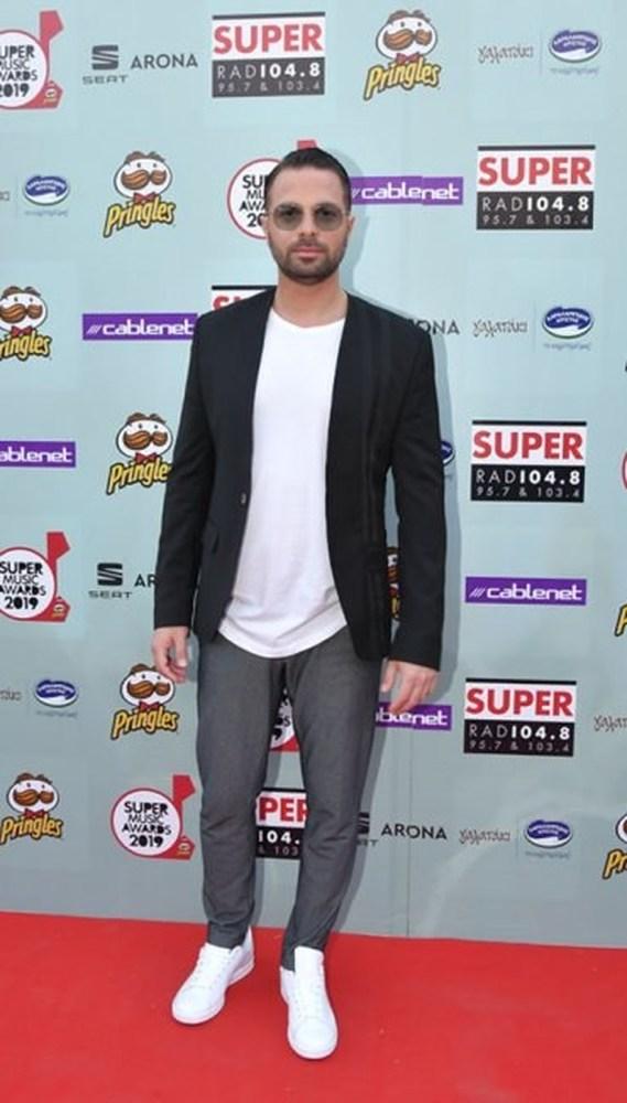 Οι καλλιτέχνες που βραβεύτηκαν στα «Super Music Awards 2019» της Κύπρου (φωτο)