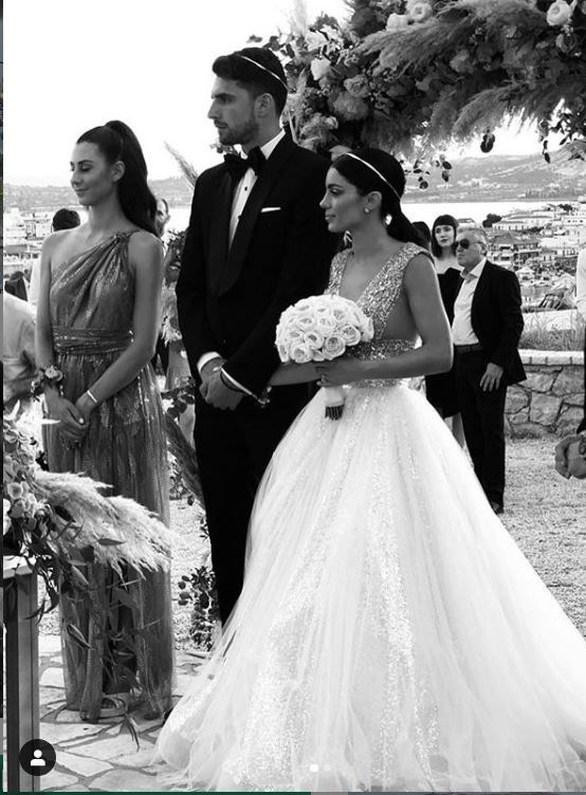 Παντρεύτηκε τη σύντροφό του, ο Στέφανος Καπίνο! (φωτο+video)