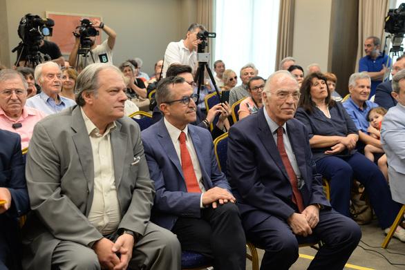"""Νίκος Νικολόπουλος: """"Για τρεις σοβαρούς λόγους, θέλουμε την εμπιστοσύνη των συμπατριωτών μας""""!"""