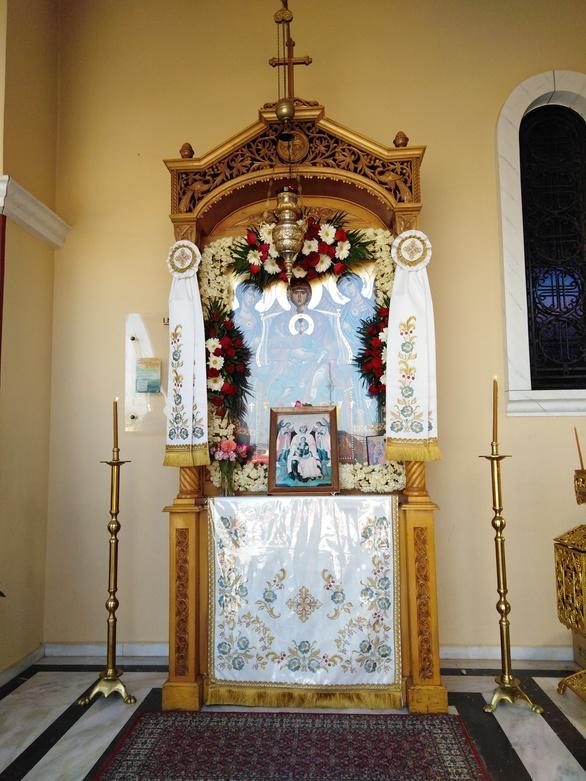 Πάτρα: Mε κατάνυξη εορτάστηκε η Πολιούχος Λευκάδας Παναγία Φανερωμένη