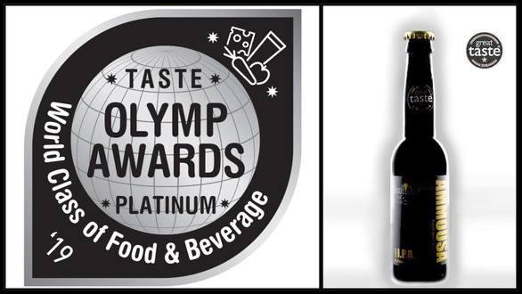 """Πλατινένια η μπύρα του Πατρινού Γιώργου Ντάνου στο """"Olymp Awards""""!"""