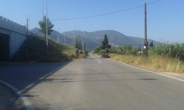 Πάτρα: Κάτοικοι ζητούν μέτρα για τη βοηθητική οδό της Περιμετρικής