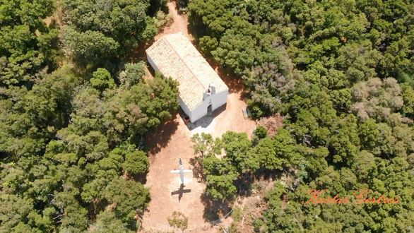 Drone καταγράφει την ομορφιά του Άνω Καστριτσίου Αχαΐας (φωτο+video)