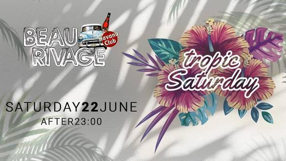 Tropic Saturday at Beau Rivage
