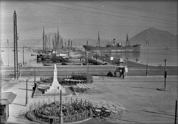 1933, φωτογραφία του Homer A. Thompson