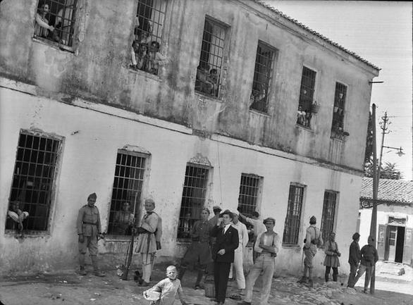 1932, φωτογραφία του Homer A. Thompson