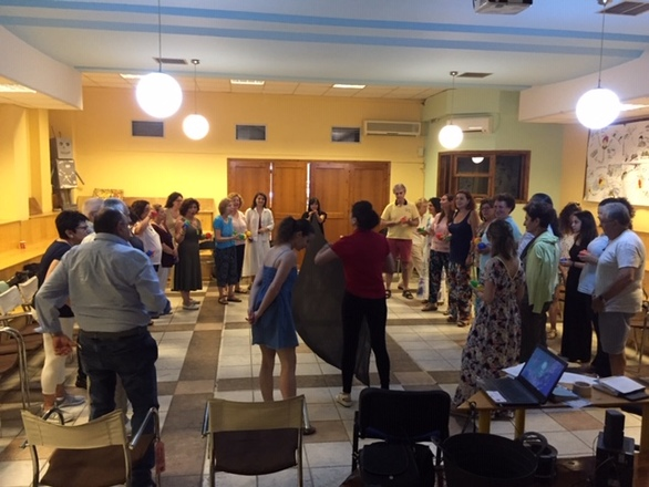 Πάτρα: Ολοκληρώθηκε η τακτική ολομέλεια του Ιουνίου στην Κίνηση Πρόταση