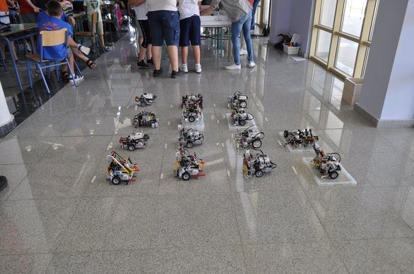 """""""Σαλπάρουν"""" από Πάτρα για την Ολυμπιάδα Εκπαιδευτικής Ρομποτικής 18 μαθητικές ομάδες (φωτο)"""