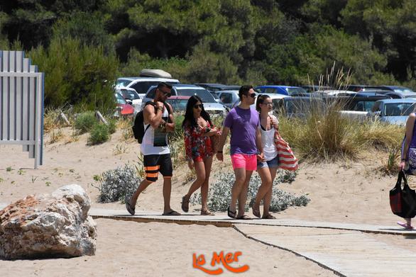 La Mer... διασκέδαση στην άμμο! (φωτο)