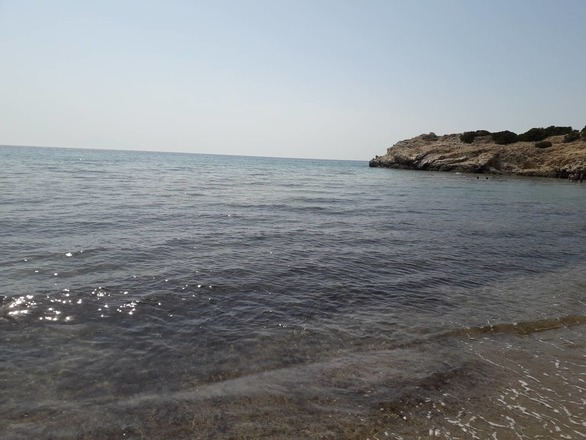 Στις αμμοθίνες της Καλογριάς με την αύρα του Ιουνίου (φωτο)