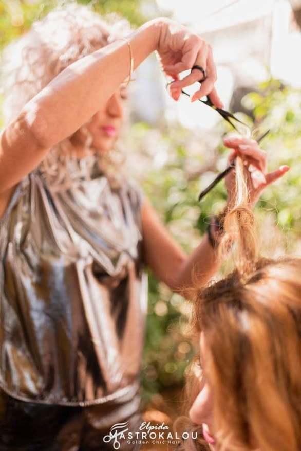 Μια ζηλευτή παλέτα μίξης χρωμάτων ΜΟΝΟ για τα δικά σου μαλλιά!