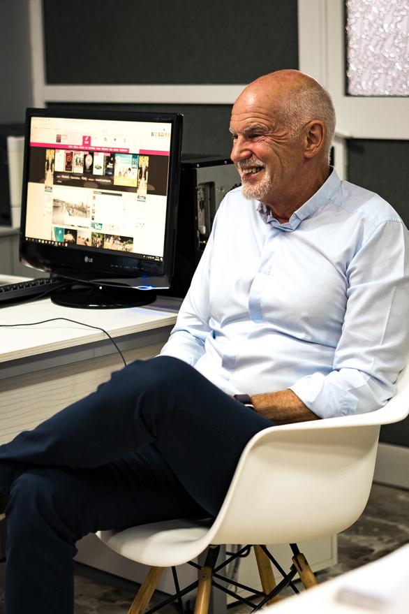 """Ο Γιώργος Παπανδρέου στο patrasevents.gr: """"Αν γύριζα το χρόνο πίσω, θα επέμενα για τη διεξαγωγή δημοψηφίσματος"""" (φωτο)"""
