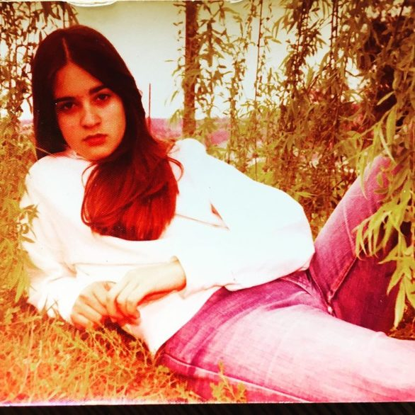 Τζόυς Ευείδη: Η φωτογραφία από την εφηβεία! (pic)