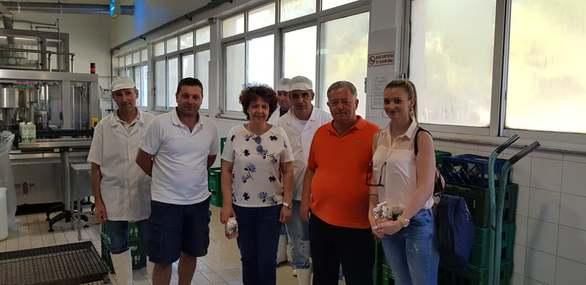 """Αθηνά Τραχήλη: """"Ξημερώνει καινούργια μέραγια τους αγρότες και κτηνοτρόφους της Αχαΐας"""" (φωτο)"""