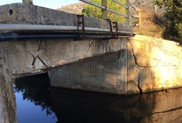 Το σχέδιο για το γεφύρι της Καλόγριας έμεινε και αυτό το καλοκαίρι στα χαρτιά