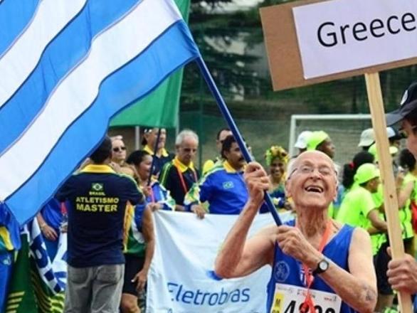 Ανδρέας Πολυχρονόπουλος - Πρωταθλητής μέχρι και την τελευταία του πνοή!