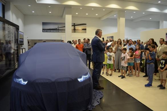 H A. Τζουραμάνης ΕΠΕ παρουσίασε τη νέα BMW ΣΕΙΡΑ 1, σε ένα μοναδικό event! (φωτο)