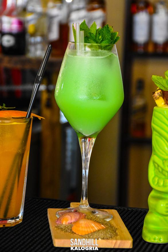 Sandhill - To beach bar που ξεχωρίζει για τα μοναδικά του cocktails!