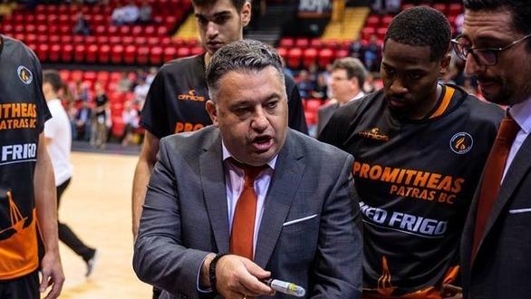 Basket League: Προπονητής της χρονιάς στην Α1 ο Μάκης Γιατράς