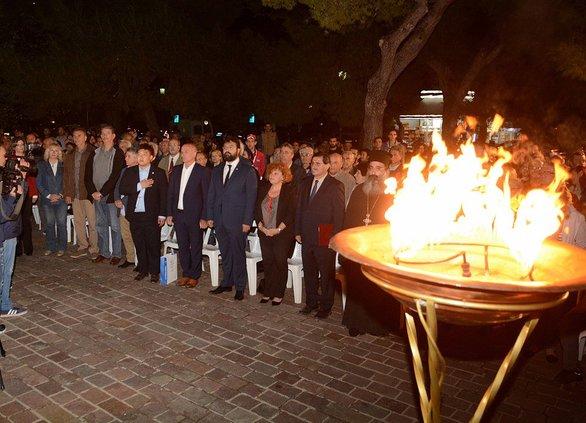"""Η Πάτρα μένει """"εκτός"""" της διαδρομής της ιερής ολυμπιακής φλόγας - Γιατί;"""