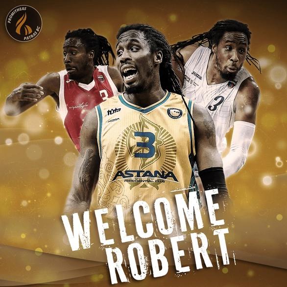 Παίκτης του Προμηθέα ο Robert Lowery (video)