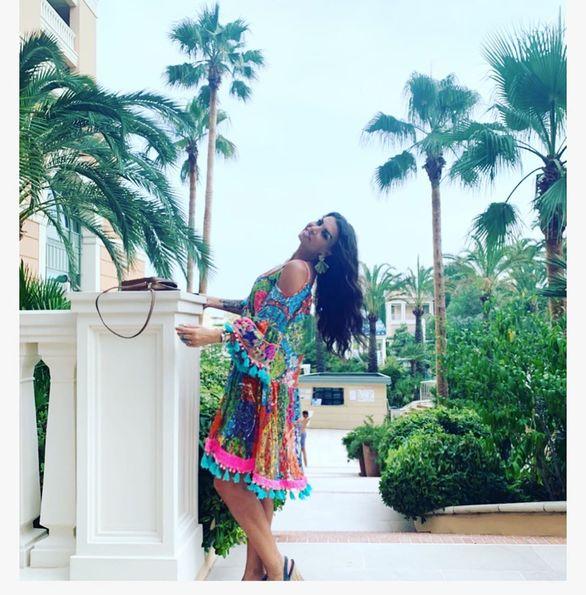 Νίνα Λοτσάρη: Διακοπές σε Μονακό και Κάννες (pics+video)