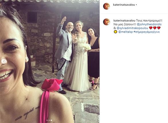 Παντρεύτηκε ο Τζώνυ Θεοδωρίδης!