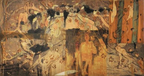 """Έκθεση Ζωγραφικής """"Διόνυσος Άναξ"""" στην Contemporary Art Gallery"""