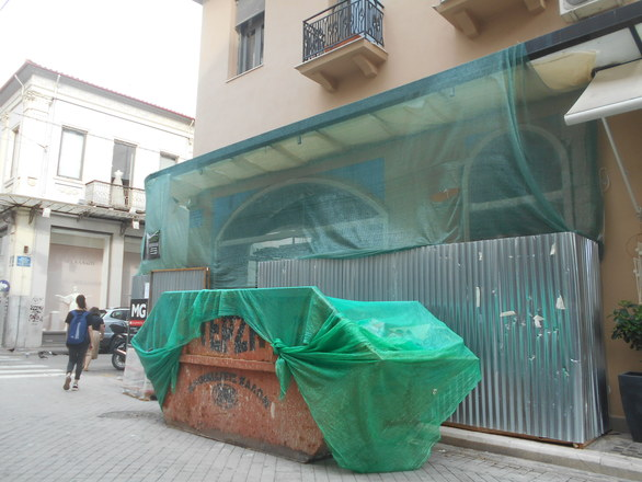 Πάτρα: Έπονται αλλαγές στον πεζόδρομο της Ρήγα Φεραίου