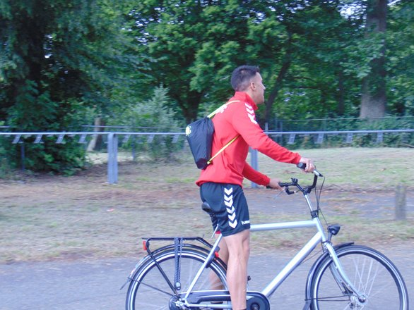 """""""Ποδηλατάδα"""" στην Ολλανδία για την ομάδα της Παναχαϊκής (pics)"""