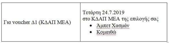 Πάτρα: Νέες ημερομηνίες κατοχύρωσης θέσης-εγγραφής στους βρεφονηπιακούς σταθμούς