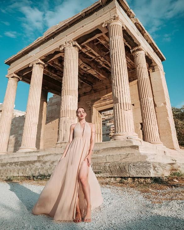 Σπουδαστής της Πάτρας φωτογράφισε τον Παρθενώνα με έναν ξεχωριστό τρόπο (pics)