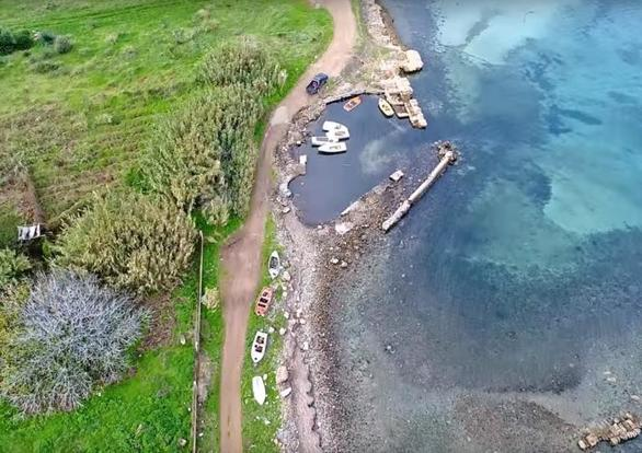 Το αρχαίο ελληνικό λιμάνι με τις 100 τριήρεις που δεν άγγιξε ο χρόνος
