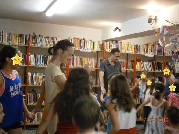 Εκπαιδευτική δράση για παιδιά πραγματοποιήθηκε στη Δημοτική Βιβλιοθήκη Πατρών! (φωτο)