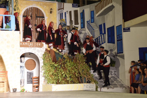 Το Φεστιβάλ Λαϊκού Χορού στο Σούλι Πατρών, πραγματοποιεί το 24ο βήμα του!