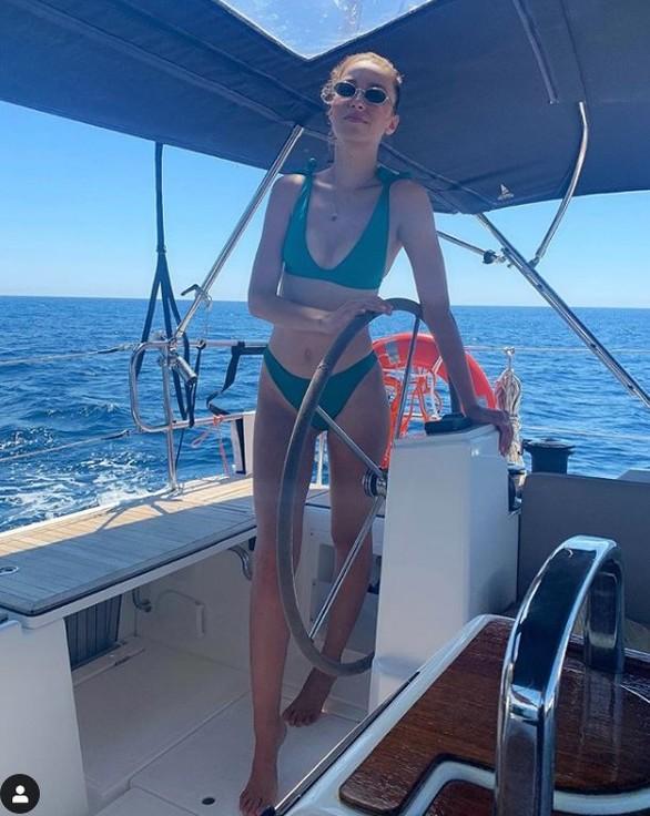 Η Εβελίνα Σκίτσκο αναστατώνει το instagram