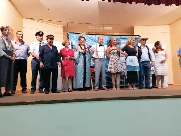 Οι «Ταξιδευτές της Πρόζας» σε δύο ανεπανάληπτες παραστάσεις στα Καλάβρυτα! (φωτο)