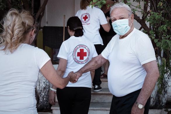 Ένας χρόνος από την τραγωδία στο Μάτι - Απολογισμός δράσεων από τον Ελληνικό Ερυθρό Σταυρό