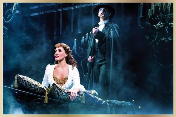 """The Phantom of the Opera"" στο Μέγαρο Μουσικής Θεσσαλονίκης"