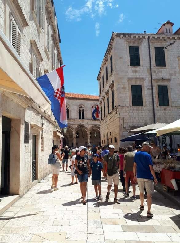 Πατρινοί πήγαν στο Ντουμπρόβνικ της Κροατίας και στην Ποντγκόριτσα του Μαυροβουνίου (pics)