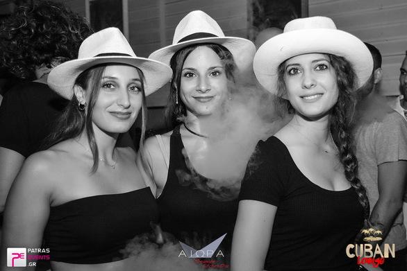 Cuban Lounge Nights at Αιώρα 31-07-19