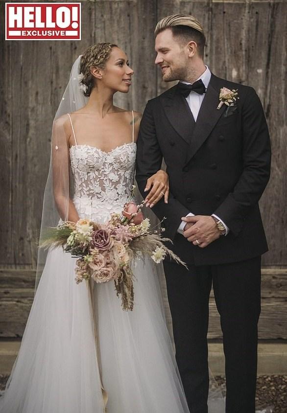 Leona Lewis - Dennis Jauch: Ενώθηκαν με τα ιερά δεσμά του γάμου! (φωτο)