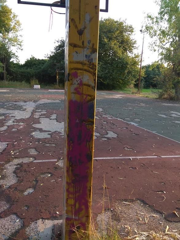 Πάμε για μπάσκετ στην Πάτρα; Πού όμως; Τα γήπεδα είναι μες στην εγκατάλειψη (pics)