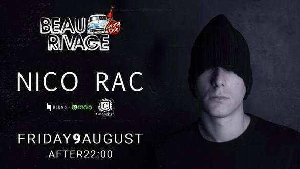 Nico Rac at Beau Rivage
