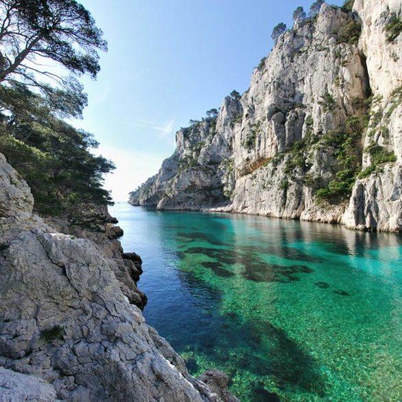 Calanque d' En Vau - Η μαγευτική παραλία της Μασσαλίας