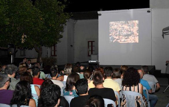 Πάτρα - Μια βραδιά με άρωμα θερινού σινεμά... (φωτο)